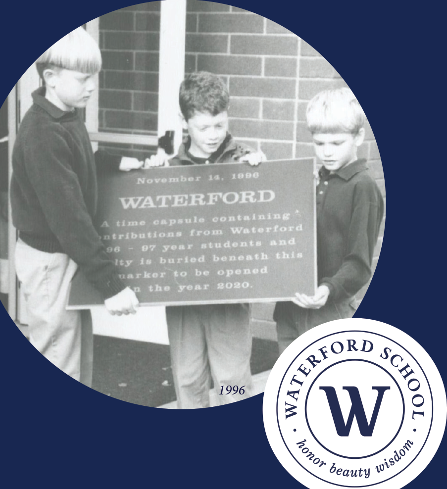 Students with plaque