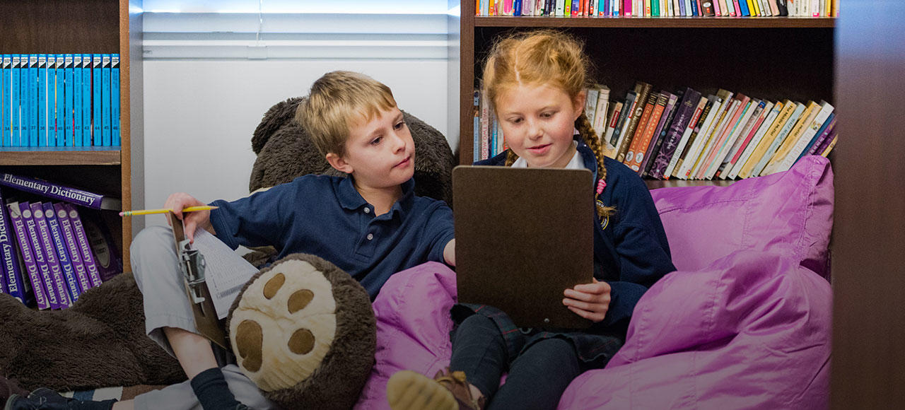 A private school tuition is an investment in your child's future.