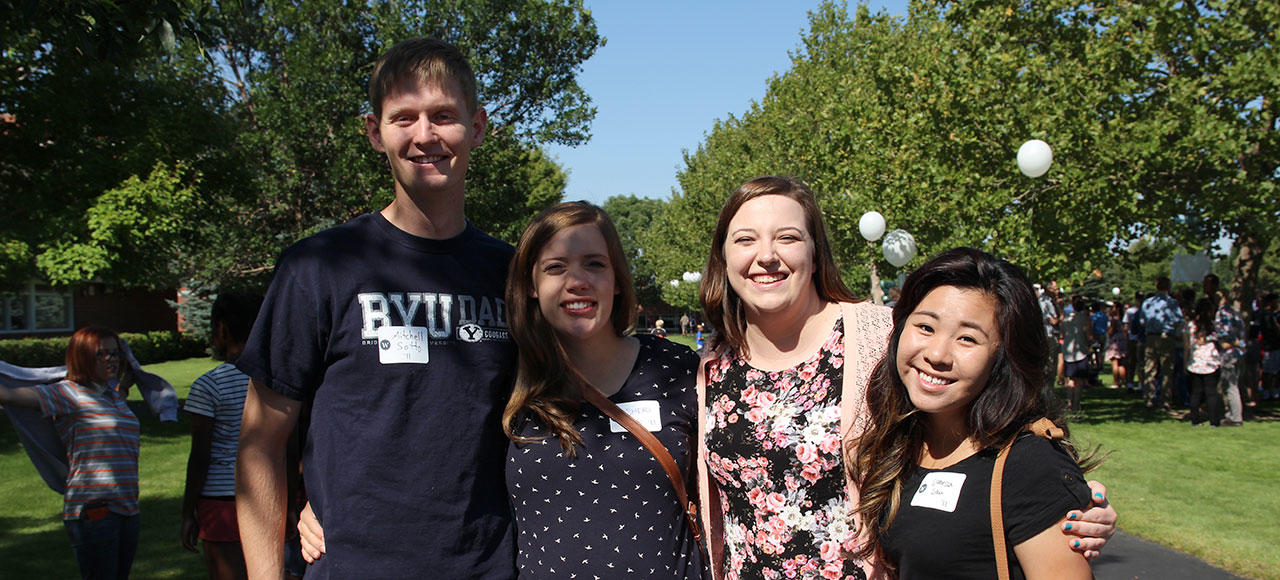The Waterford Alumni Association includes accomplished out of state and Utah college students and professionals.