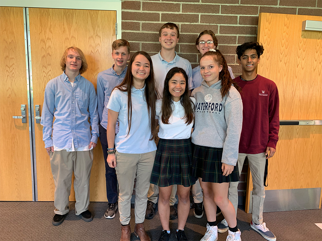 National Merit Semi-Finalists