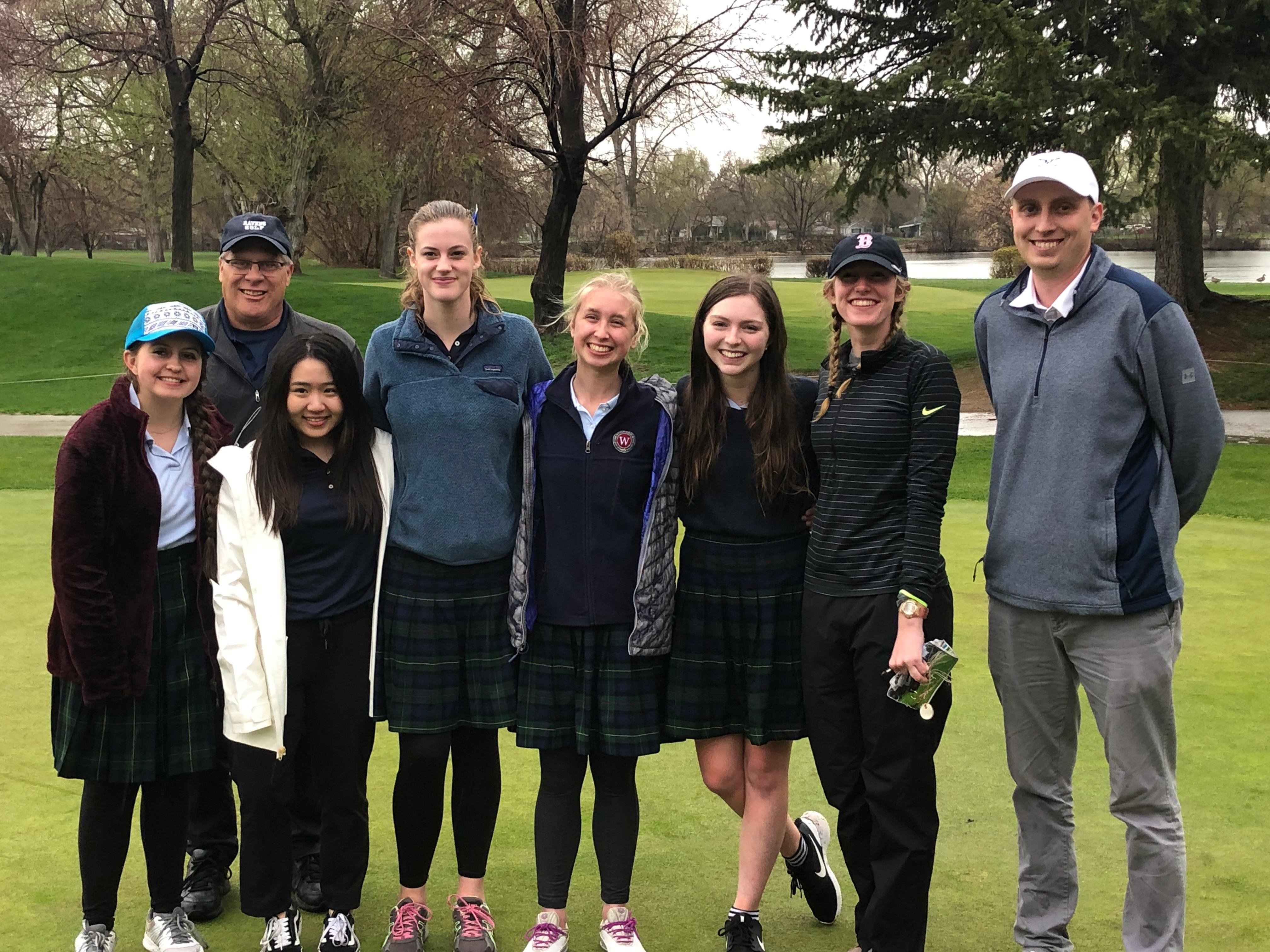 Waterford Women's Golf - Spring 2019