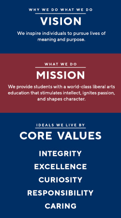 Waterford's Mission, Vision & Core Values