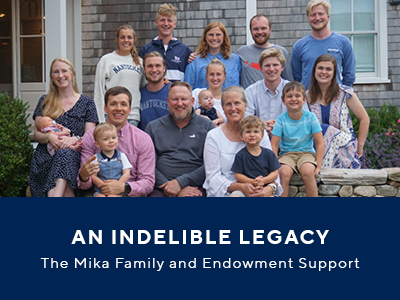 Mika Family and Endowment Support