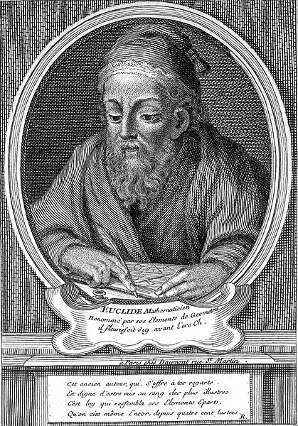 Daniel South has been studying the history of Greek mathematics.