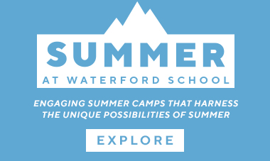 Explore Summer at Waterford School