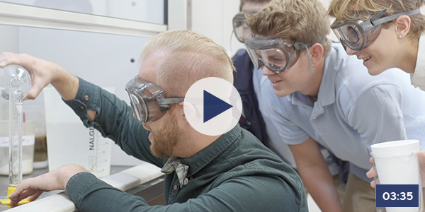 Teaching Excellence Video