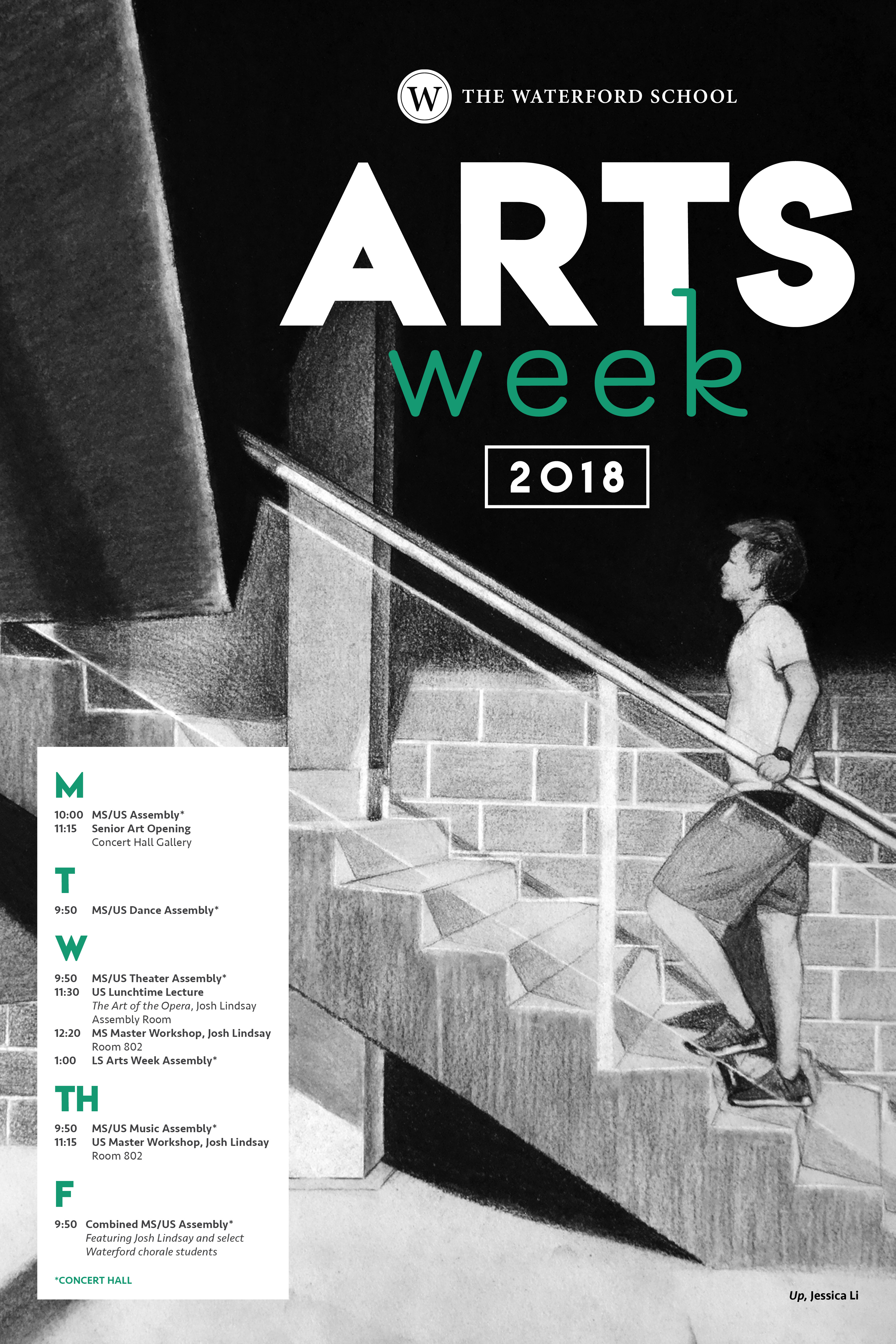 Waterford Arts Week 2018