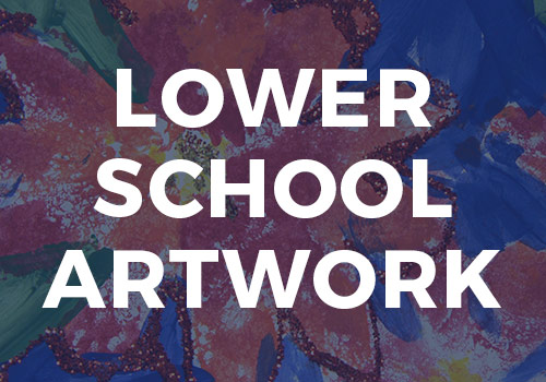 Lower School students are taught by an art specialist.