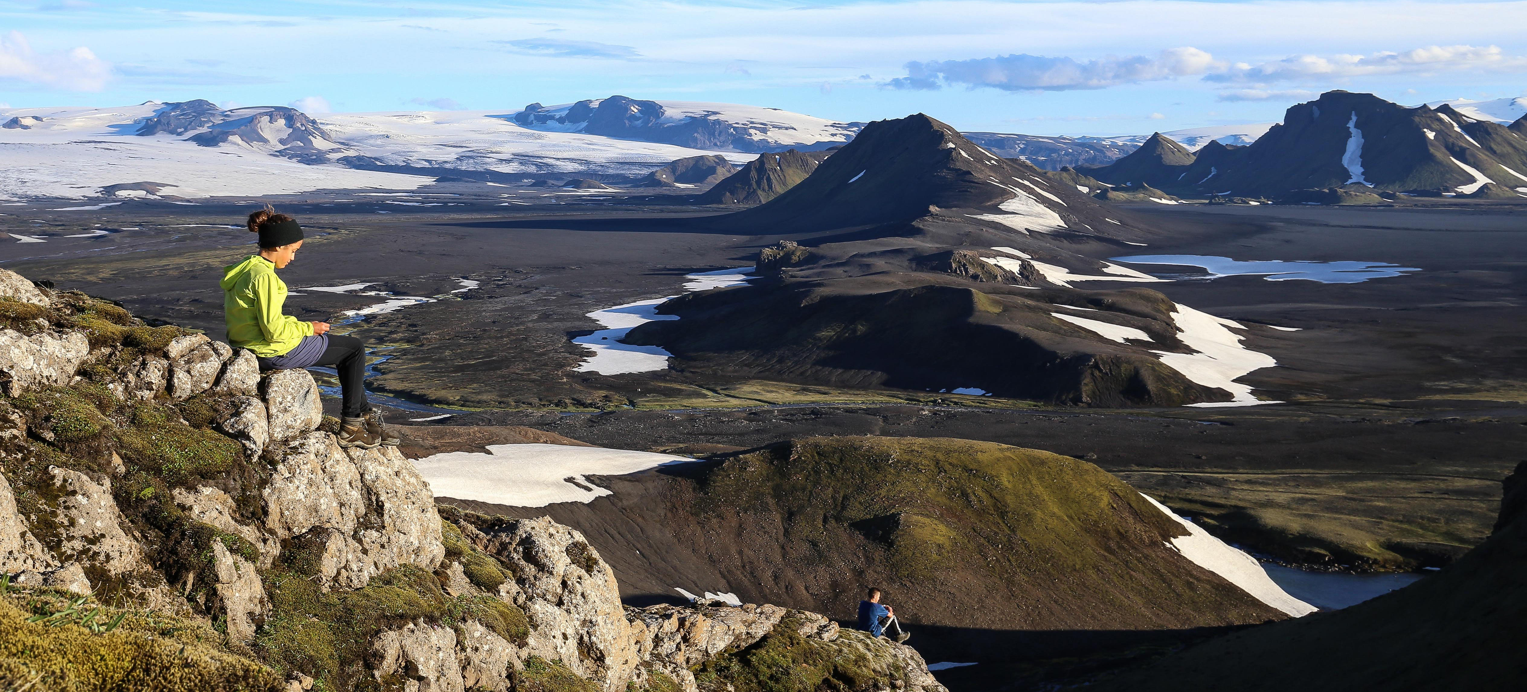 Waterford Outdoor Program, Iceland 2016