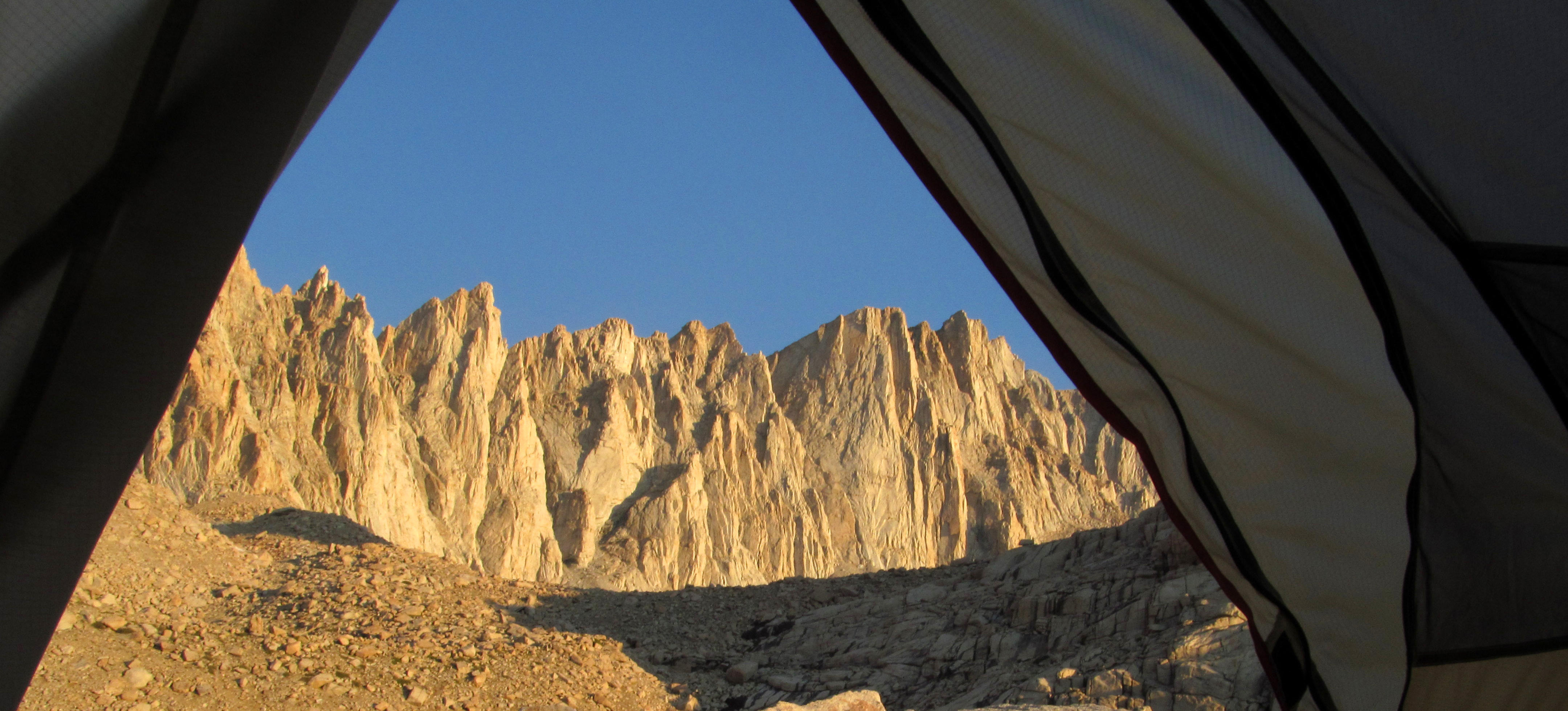 Waterford Outdoor Program, Mt. Whitney 2012
