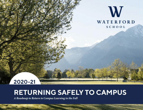 A Road Map to Return to Campus Learning in the Fall