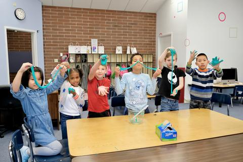 Spring Break Camp - Slime