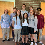 Eight National Merit Finalists at Waterford School