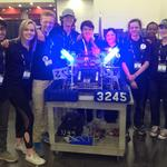 Waterford robotics competed in the FIRST world championships in Houston, TX.