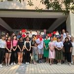 Waterford Students at Xi'An University