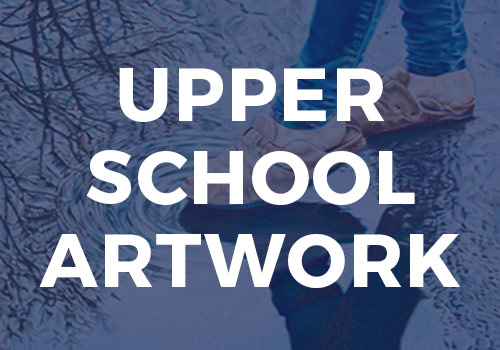 Upper School students build on their art foundation through AP art courses.
